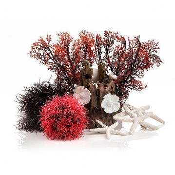 Biorb Red Forest Decor Set (15L Kit)